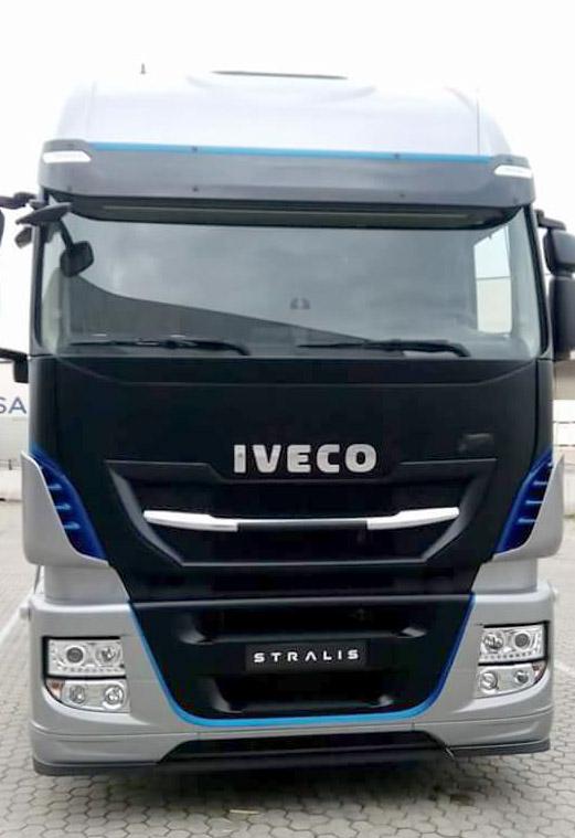facelift stralis e-camion.ro