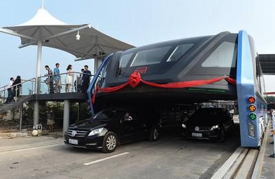 china bus 1