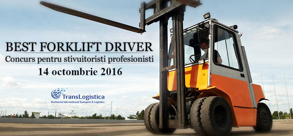Best Forklift Driver Concursul Celor Mai Indemanatici