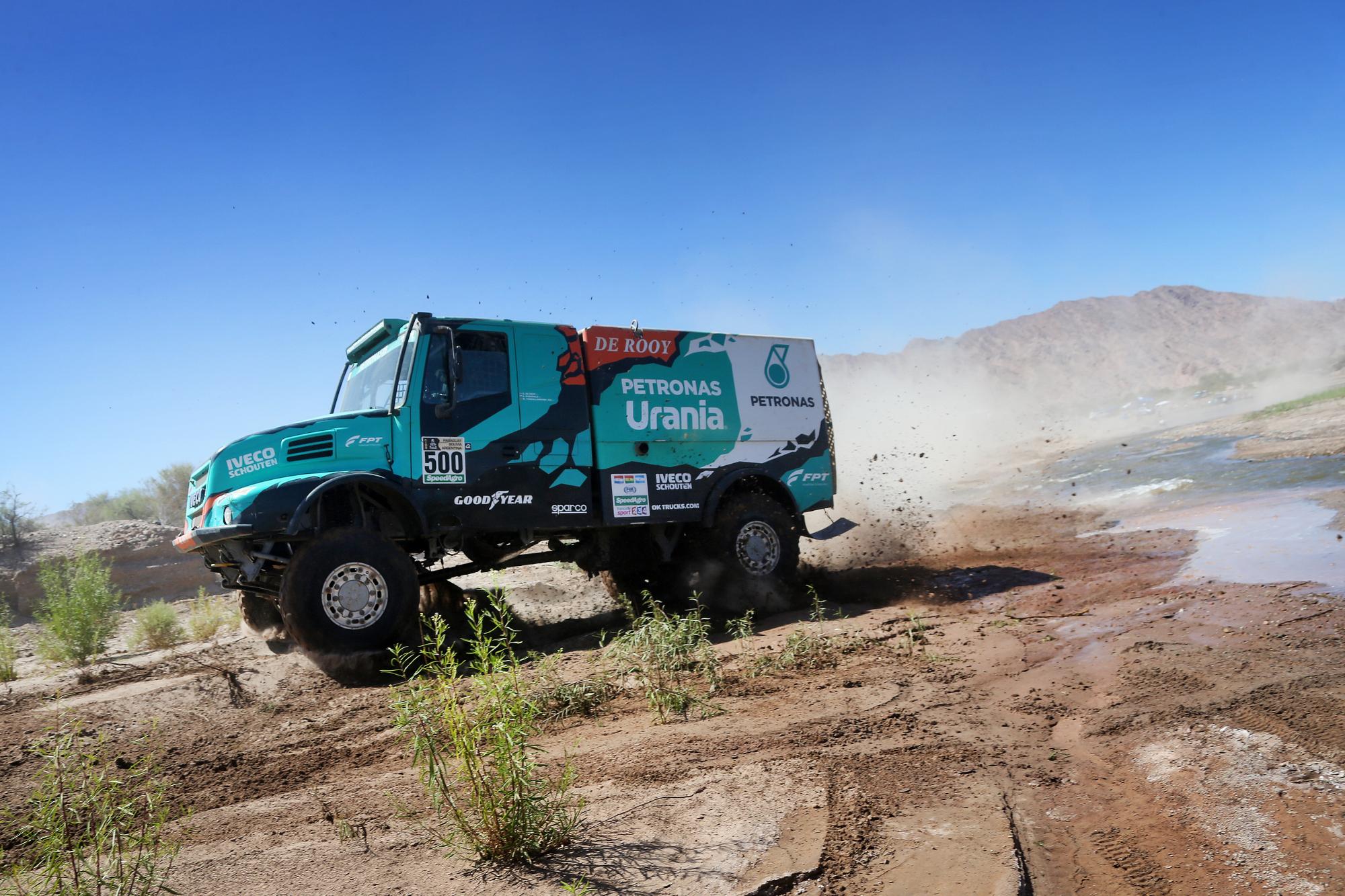 Goodyear De Rooy Dakar 2017 1