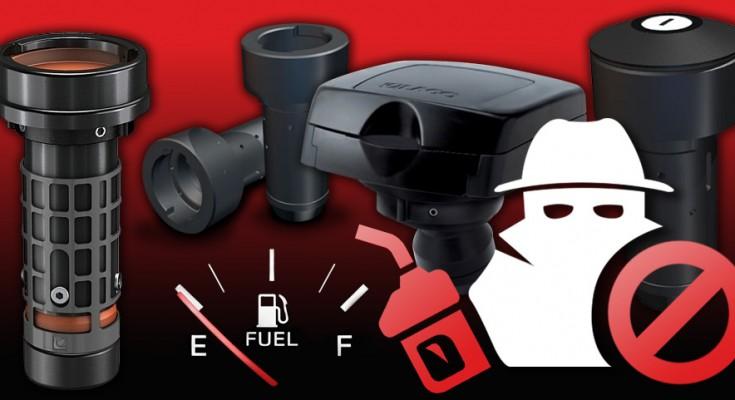 4 Protejează-ți combustibilul cu sistemele antifurt