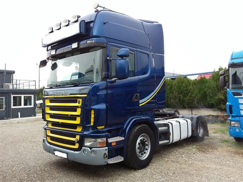SCANIA USED VEHICLES
