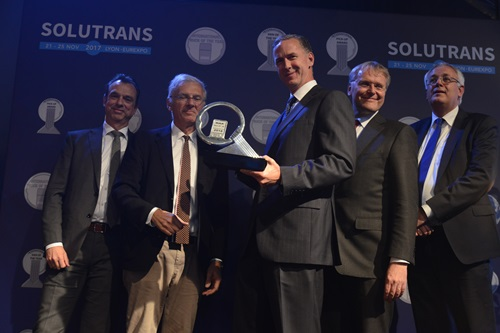 International Truck of The Year 2018 - award ceremony